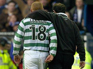 Kicking an Irishman when he is down has a long history in Scotland