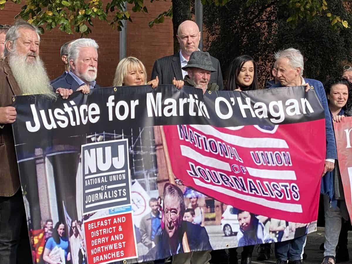 Martin O'Hagan and a twenty year wait for justice